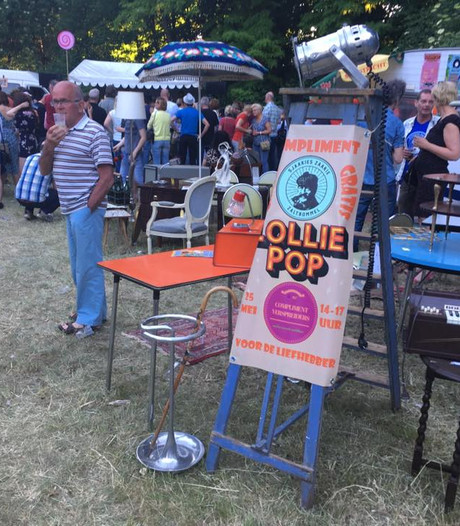 Zelfs Engelse fans voor Bommels festival Lolliepop