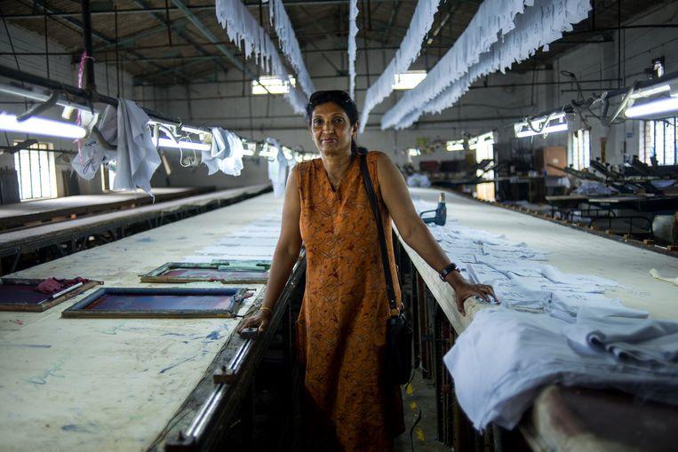 Sujaj Reddy, vastgoedondernemer: 'corruptie blijft een reusachtig probleem.' Beeld Arindam Mukherjee/Agency Genesis