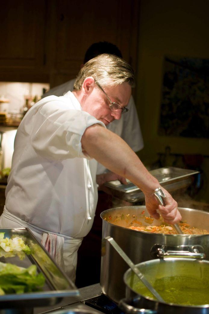 Patrick Quisenaire et la cuisine: toute une histoire!