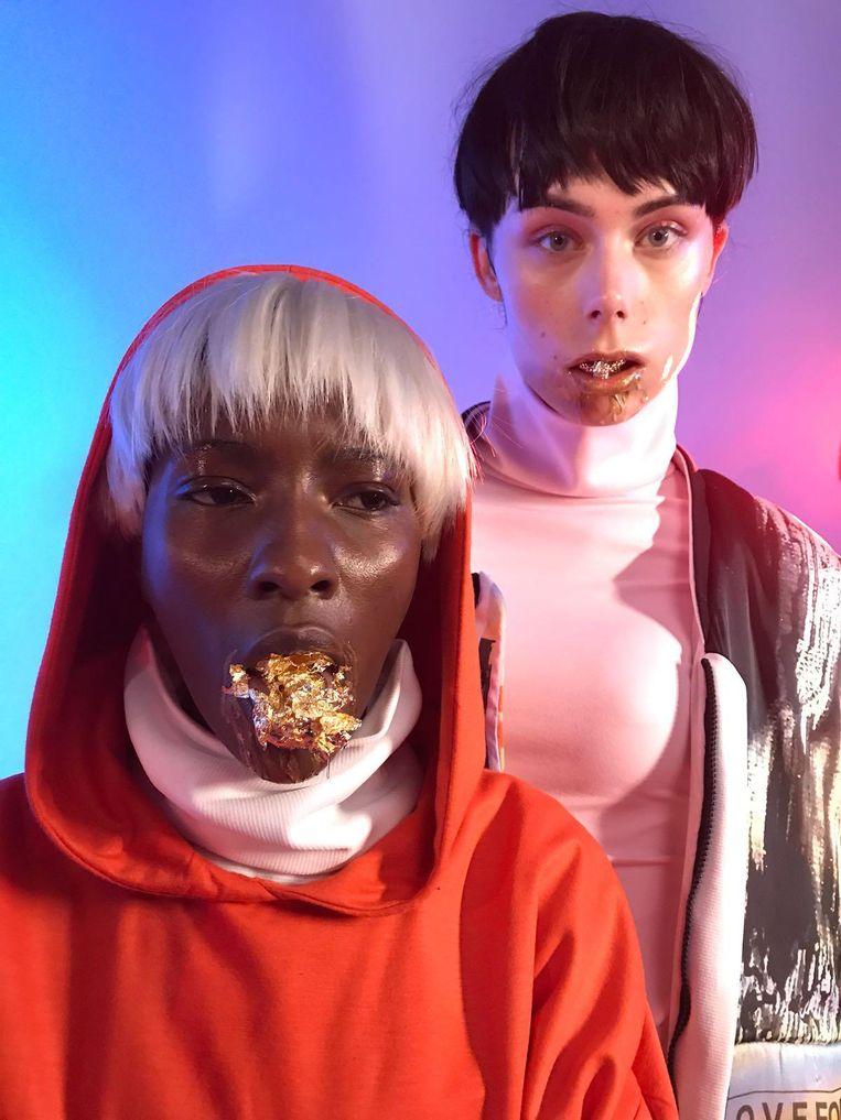 Het duo Ajbilou | Rosdorff focust op zero-waste (donderdag, Westergasfabriek) Beeld Asura Visuals