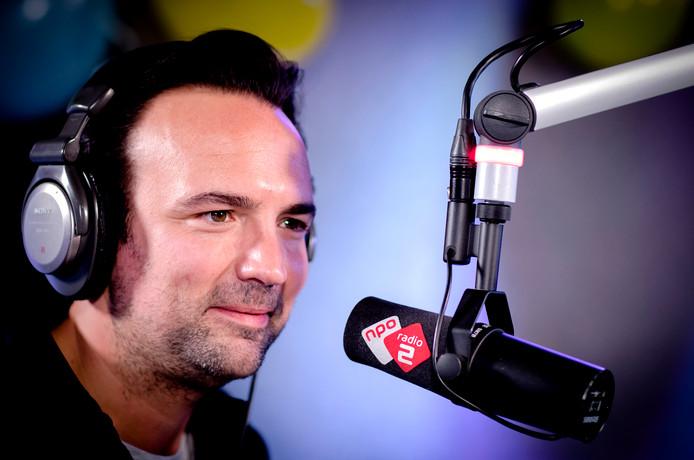 Radio 2-dj Gerard Ekdom.