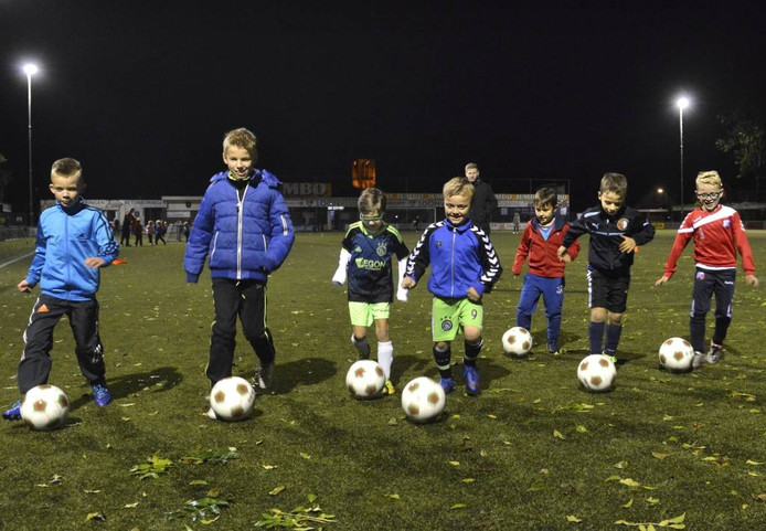 De mat van FC Lienden kan volgens de club niet nóg een seizoen mee. William Hoogteyling