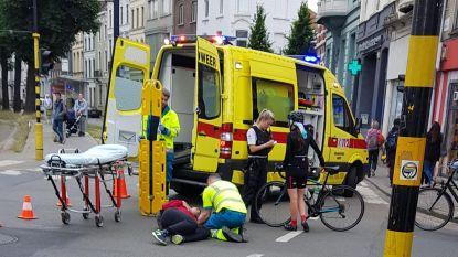 Verkeer helemaal strop na val fietser