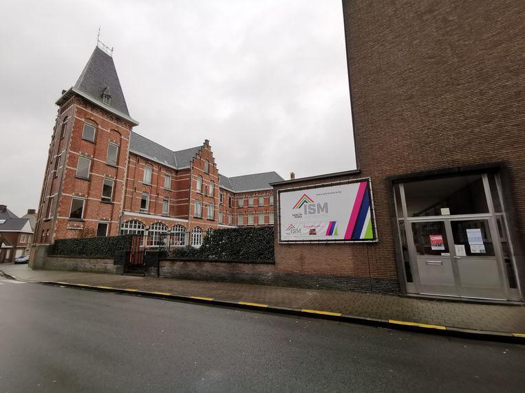 Vanaf 1 september komt het Sancta Maria Instituut in Ruiselede leeg te staan.