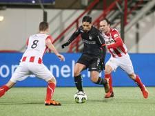Fortuna blijft koploper dankzij misstap NEC bij Oss