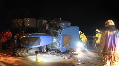 Jongeman (19) niet langer in levensgevaar na ongeval met tractor in Tielt