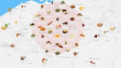 A la carte: Zo ziet de lokale keuken er overal ter wereld uit