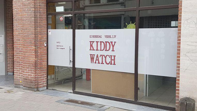 Onder meer de Antwerpse afdeling van Kiddy Watch op Klapdorp is tijdelijk gesloten.