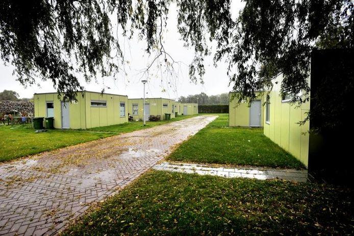 Op steeds meer plaatsen worden naar Deens voorbeeld mensen met onaangepast gedrag opgevangen in Skaeve Huse.foto Joris Buijs/PVE