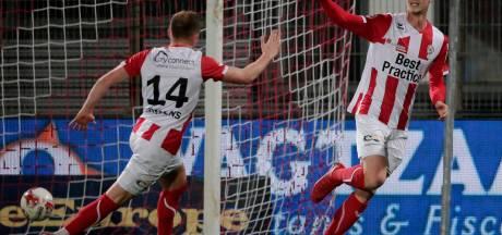 LIVE   TOP Oss neemt het in eigen huis op tegen Jong PSV