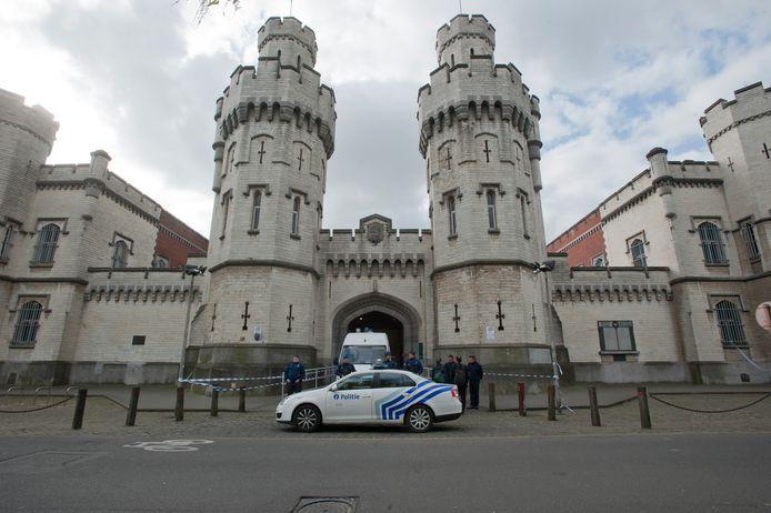 De gevangenis van Sint-Gillis.