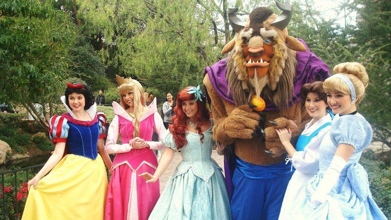 Wie was jouw favo prinses? Beeld Flickr Jennie Park Photography