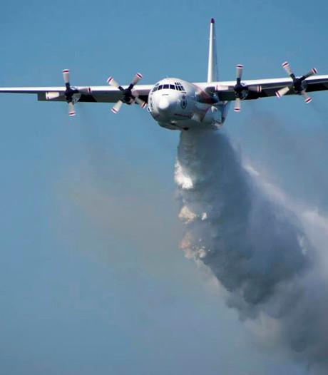 Drie Amerikaanse brandweermannen overleden bij crash Australisch blusvliegtuig