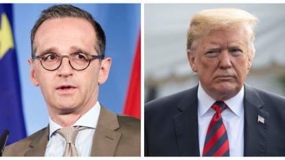 """Duitse Buitenlandminister niet mals voor de Verenigde Staten: """"Trump proberen begrijpen heeft geen zin"""""""
