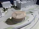 Het ontwerp van het nieuwe casino van Middelkerke.