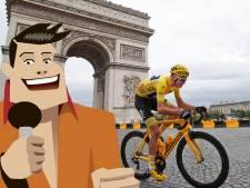 Quiz | In welk jaar won Froome zijn eerste Tour de France?