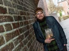 Zutphenaar Jesse Stael is verlost van storm in zijn hoofd en debuteert met roman Lux