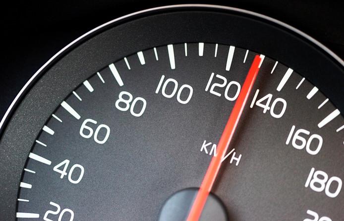 Snelheid: 130 km uur