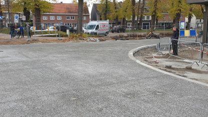Werken in Olen-centrum pas eind februari afgerond
