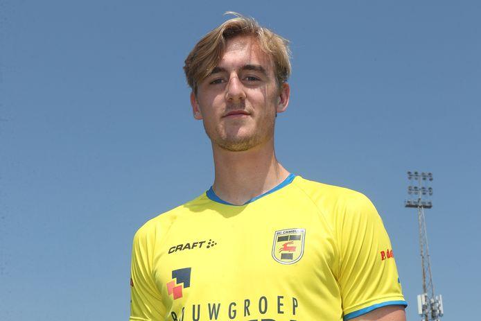 Maarten Pouwels verkast naar SC Cambuur