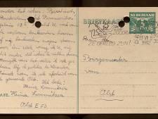 Hartverscheurende briefkaart herschrijft geschiedenis van Joodse gemeenschap in Olst
