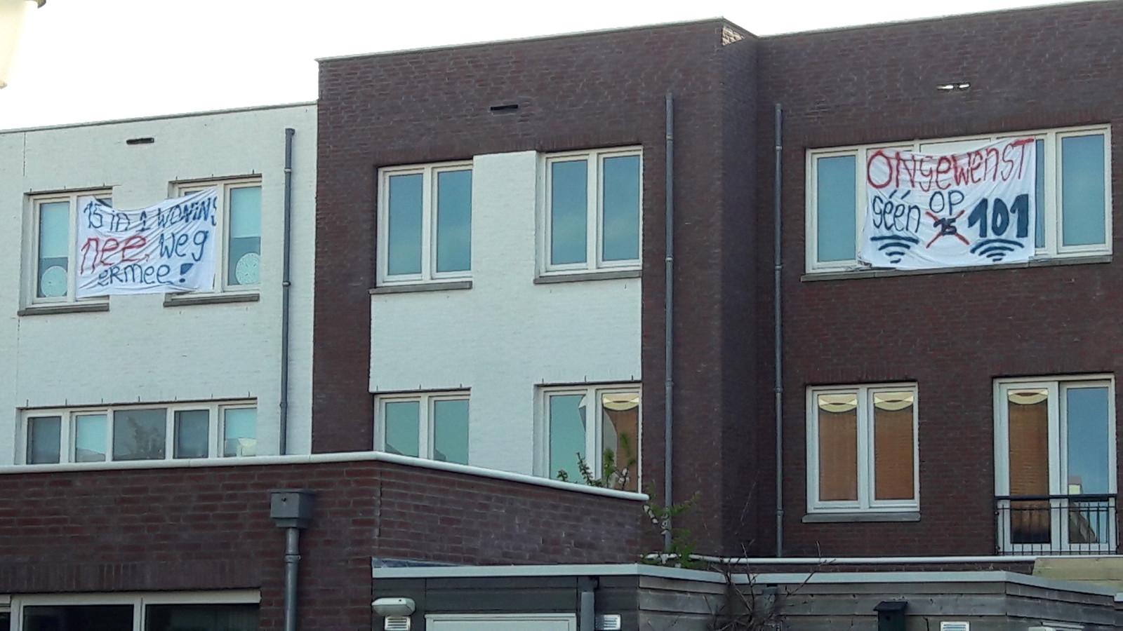 Bewoners van Het Fort in Landgoed Driessen stapten naar de rechter nadat Waalwijk vergunning verleende voor het huisvesten van 15 arbeidsmigranten in een woning in hun straat.