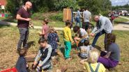 Paar honderd aanwezigen vieren eerste verjaardag Vlaspark