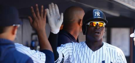Gregorius stelt homerun-record Yankees nóg scherper