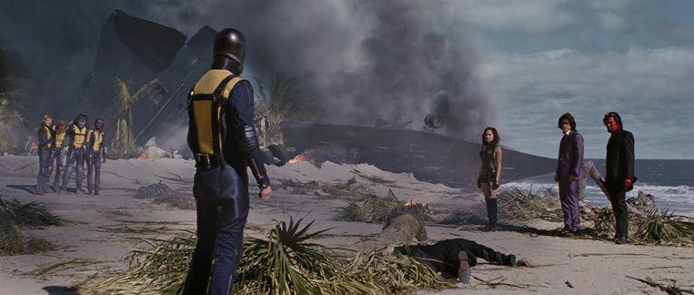 X-Men: First Class (Matthew Vaugh, 2011). Beeld