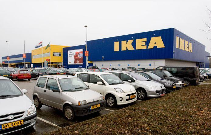 De Ikea in Duiven.