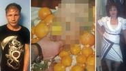 Kannibalenkoppel bekent 30 moorden: ze serveerden afgehakt hoofd met appelsienen als avondmaal