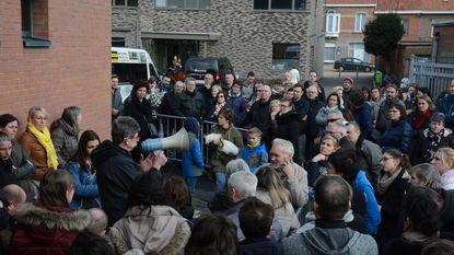 Al 160 kampeerders aan school in Beveren