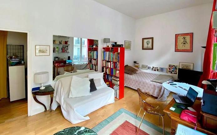 31.500 euro per vierkante meter: daar schrikken ze zelfs in Parijs van. 'Schaam je je niet?', kreeg de verkopende makelaar te horen.