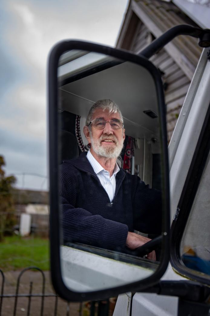 Arie Boxhoorn: ,,Toekijken kan ik niet, ik moet wat doen. Vluchtelingen creperen. En de wereld kijkt weg.''