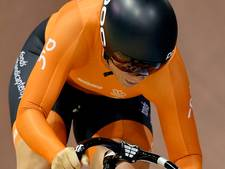 Braspennincx valt en mist finale EK baanwielrennen