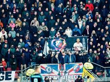 Groot deel supporters FC Utrecht wil graag staan tijdens de wedstrijd