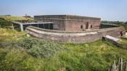 Vlaamse overheid kent premie toe voor restauratie Fort Napoleon