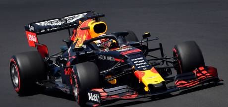 Verstappen start als vierde aan race, pole voor Hamilton