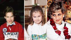 Prinses Charlotte lijkt als twee druppels water op haar vader, én op Diana