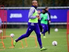 Kompany ménagé, Chadli de retour: le groupe d'Anderlecht pour le Clasico