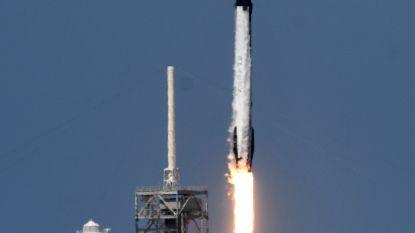 Eerste SpaceX-vlucht met finale versie van Falcon 9-raket geslaagd