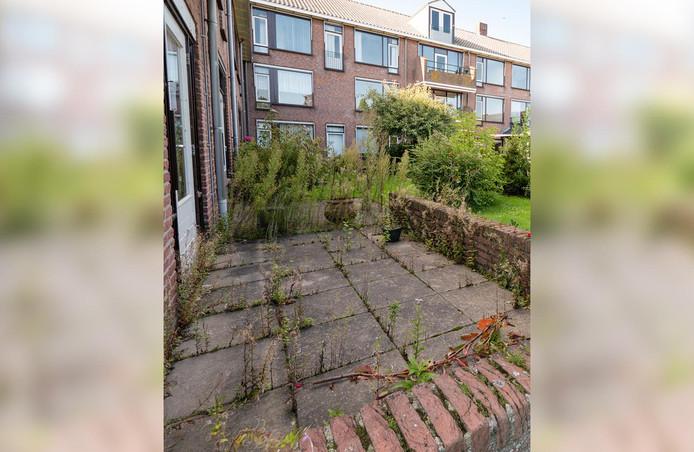 Het Koetshuis in Nieuwkoop ligt er verlaten bij