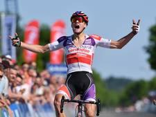Van der Poel wint tweede rit Ronde van België