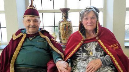 Prinsenpaar in Maria Ter Ruste