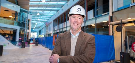 Verbouwing Oranjerie halverwege, overdekte winkelcentrum in Apeldoorn nu al onherkenbaar