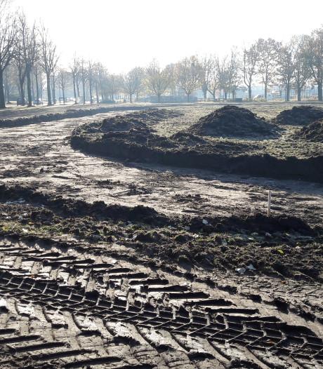 Skeelerbaan Harderwijk krijgt vorm