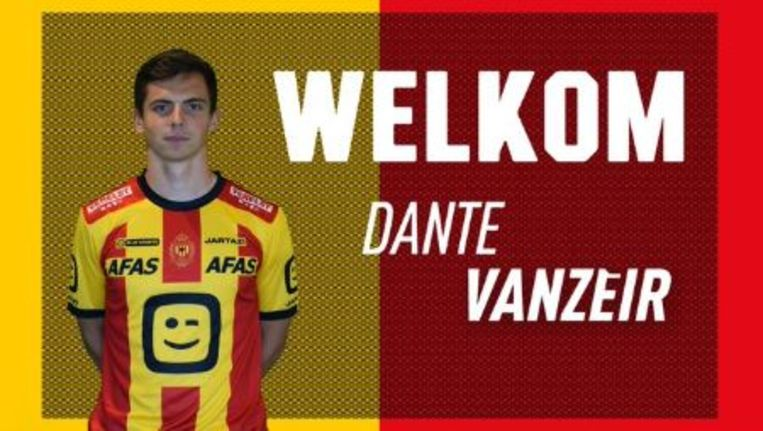 Dante Vanzeir.