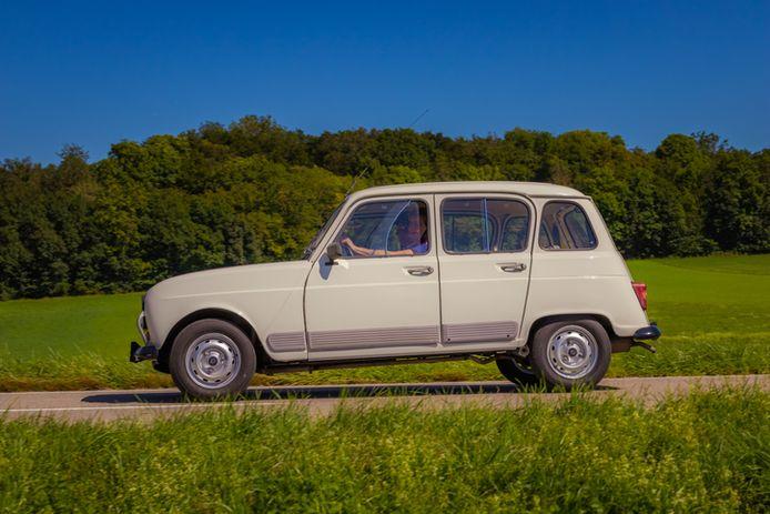 Renault 4L (archive d'illustration)