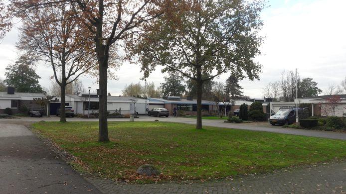 De wijk Aalsburg in Wijchen