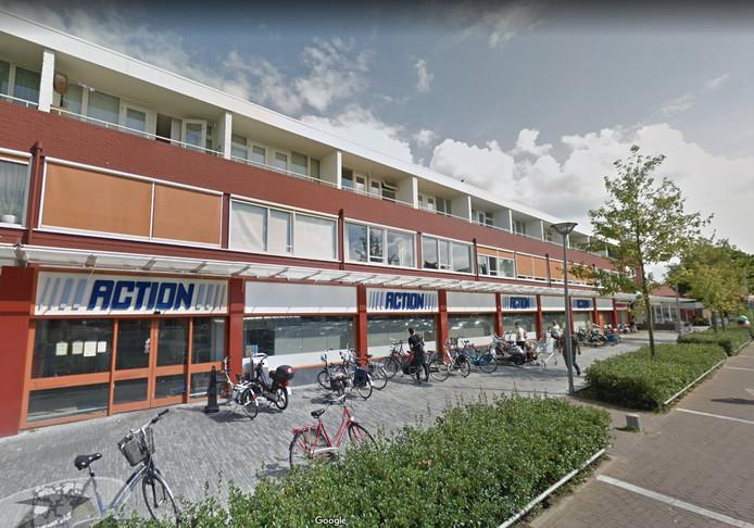 De Action aan de Ruijs de Beerenbrouckstraat in Zutphen.